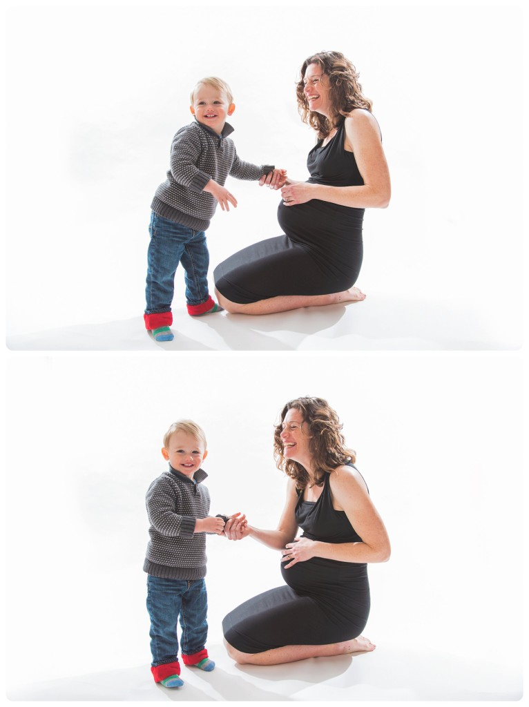 ct studio maternity photography